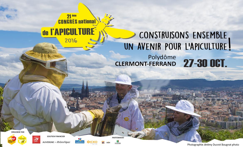 congresapiculteur2016 Clermont-Ferrand