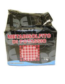 metabisolfitodipotassio