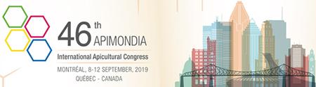 Apimondia Montreal 2019